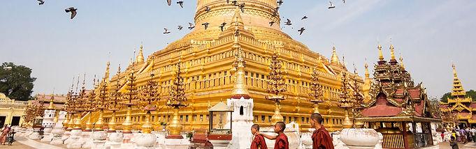 Highlights of Myanmar Tour