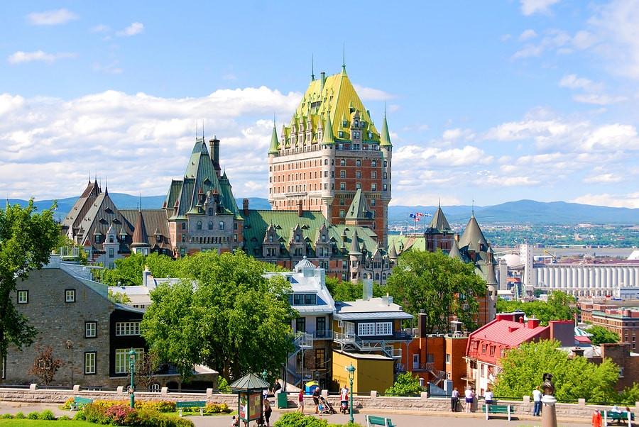 Quebec tours | luxury holidays