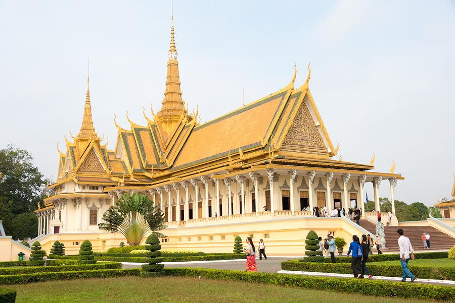Royal Palace | Cambodia holidays