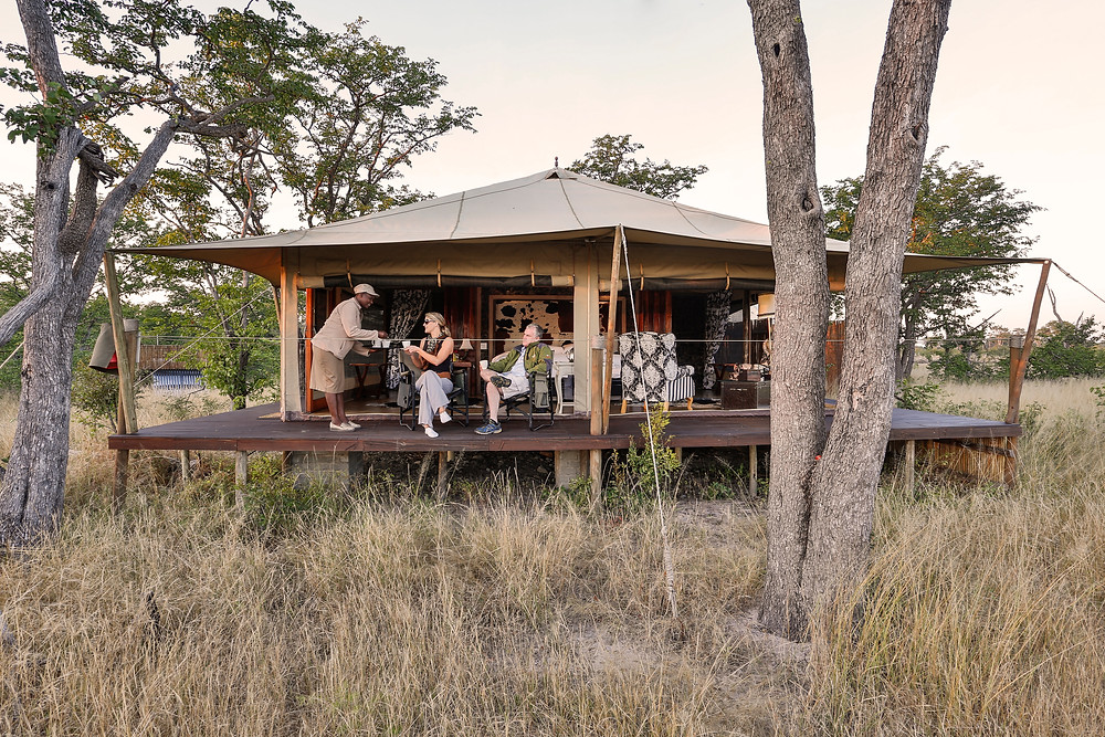 Camp Kuzuma Safari Africa