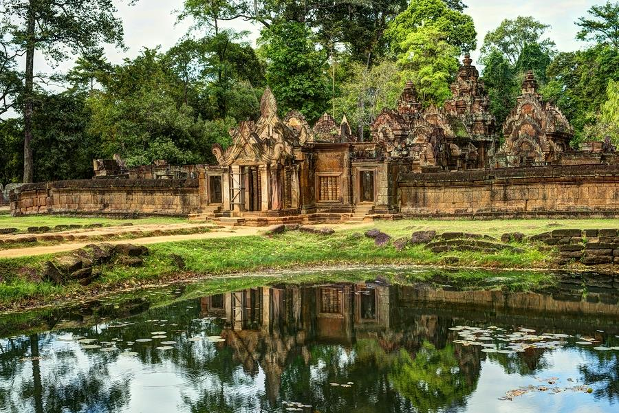 Banteay Srey | Cambodia tours Ehabla