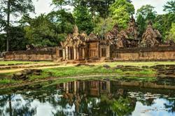 Banteay Srei Cambodia | Ehabla