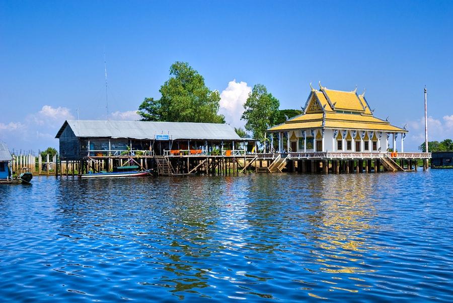 Tonle Sap Lake | Cambodia holidays