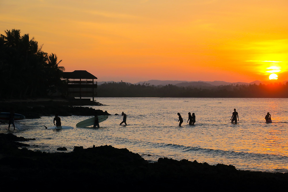 Siargao Cloud 9 surf holiday