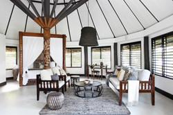 Matangi Resort Oceanview Bedroom
