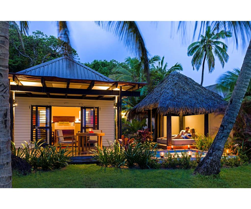 Matamanoa Resort Oceanfront Exterior