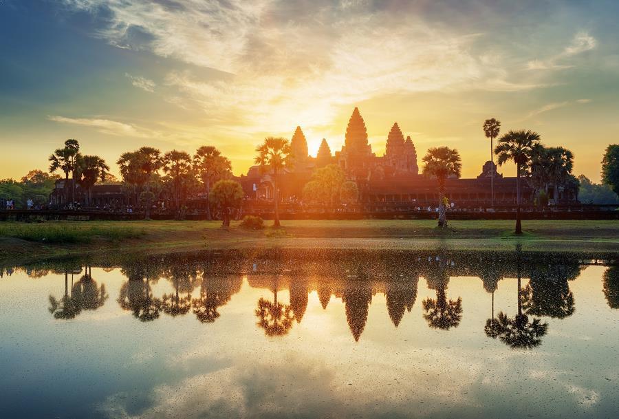 Angkor wat sunrise | Cambodia Holidays | Ehabla