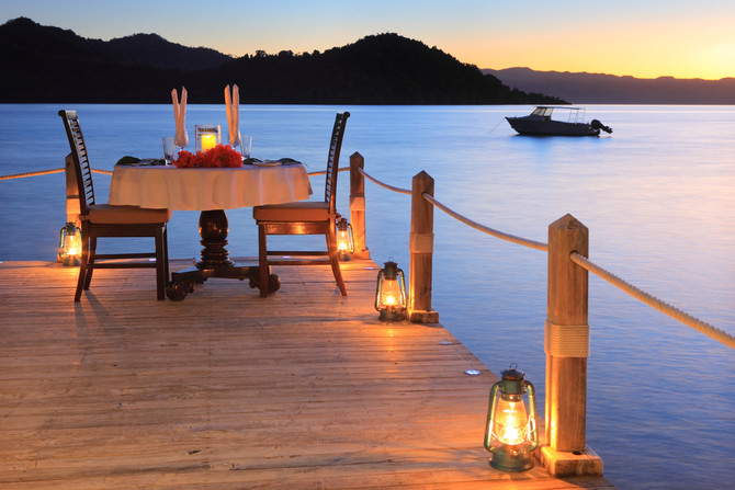 Top romantic islands and resorts in Fiji