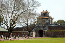 Hue Citadel Dai Noi Vietnam