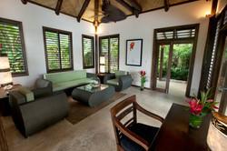 Savasi Island Villas Living Room