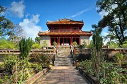 Ming Mang Tomb Hue Vietnam Tours