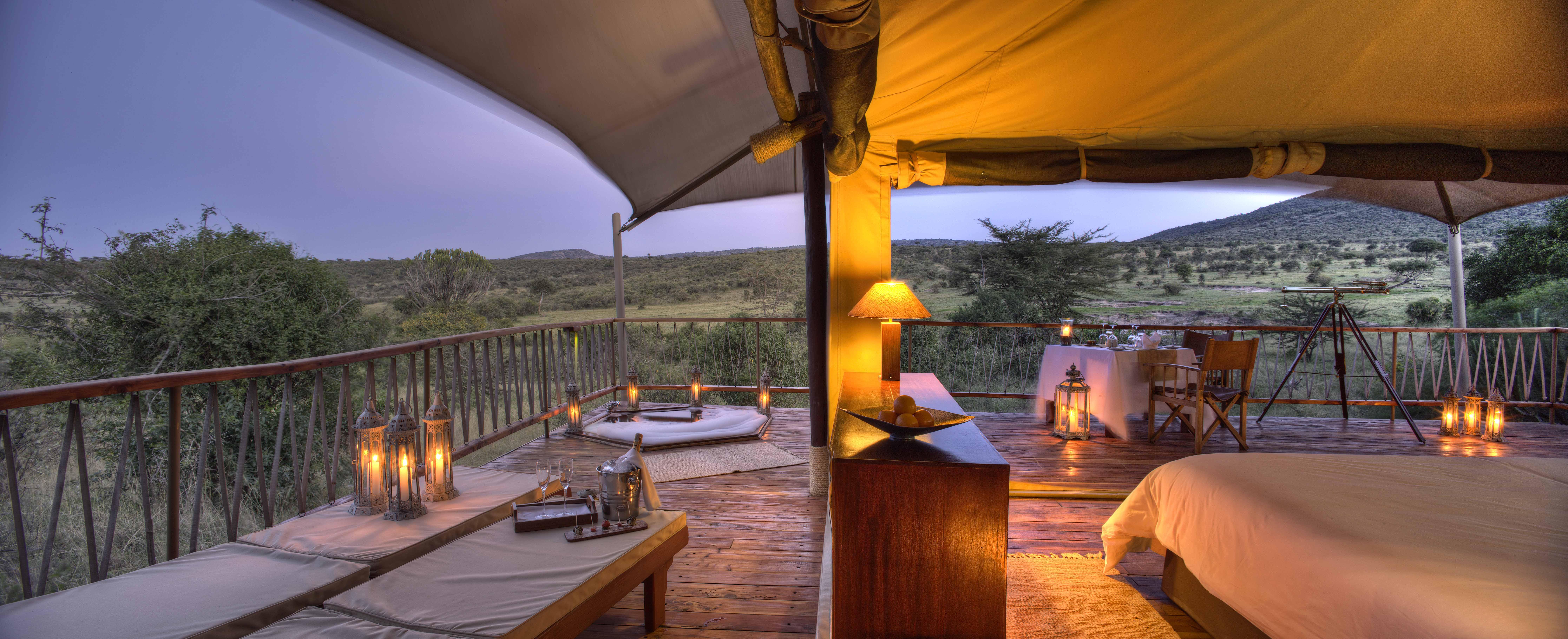 Mara Bushtops Safari Africa