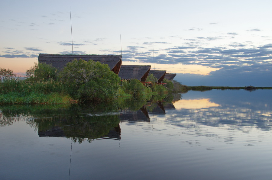 Chobe Water Villas African Safari