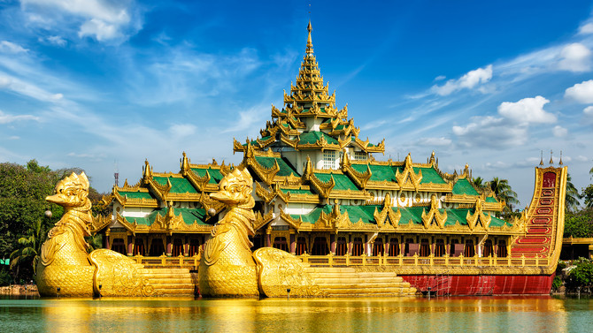Best Travel Destinations in Myanmar