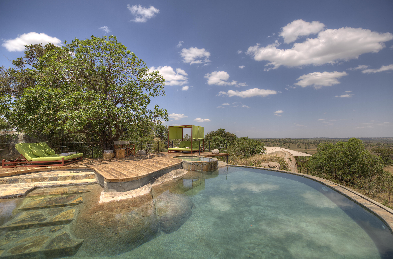 Serengeti Bushtops africa