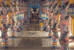 Cao Dai Great Temple Vietnam