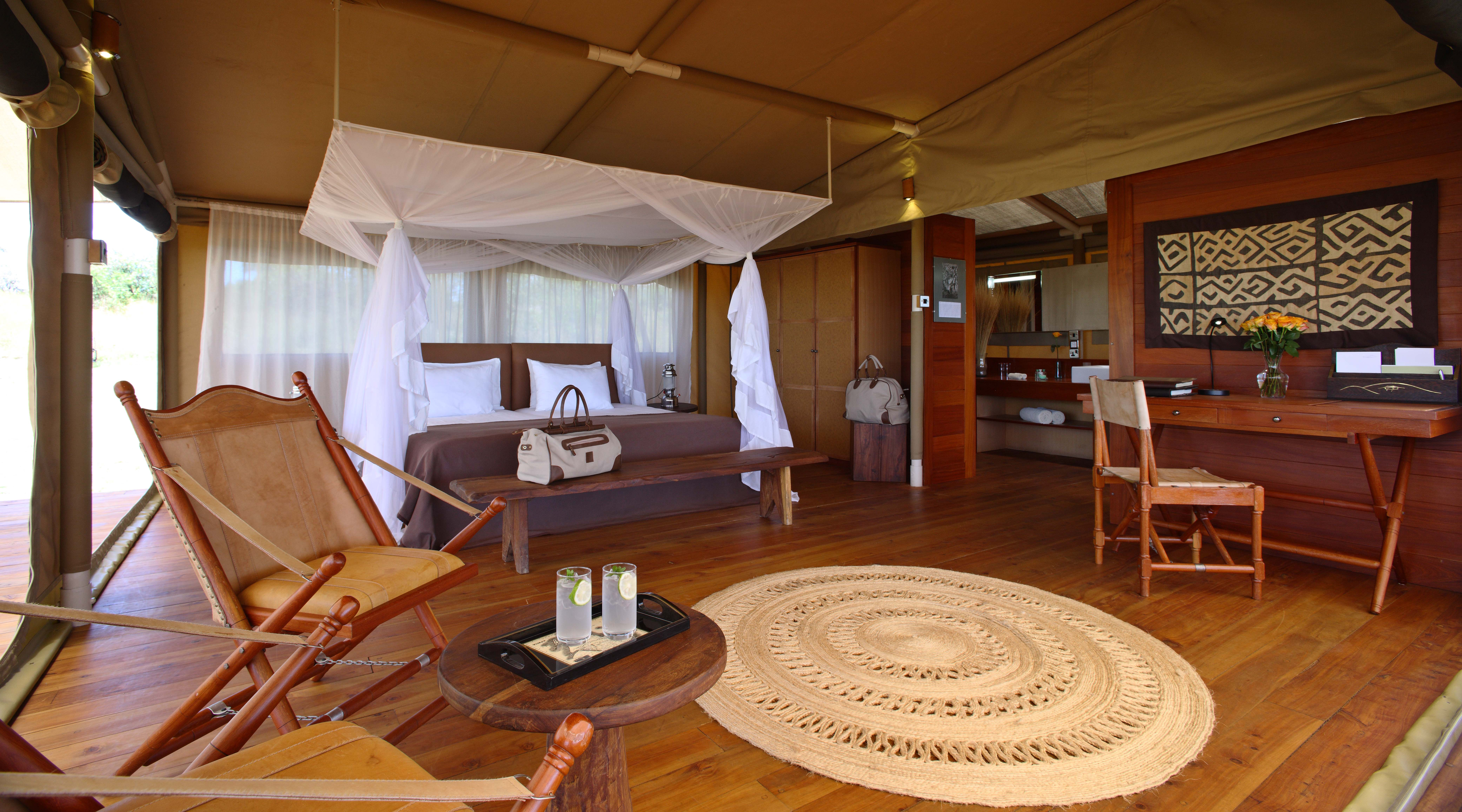 Serengeti Bushtops safari packages
