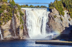 Canada Holidays | Montmorency Falls