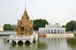 Bang Pa-in Royal Palace In Ayutthaya