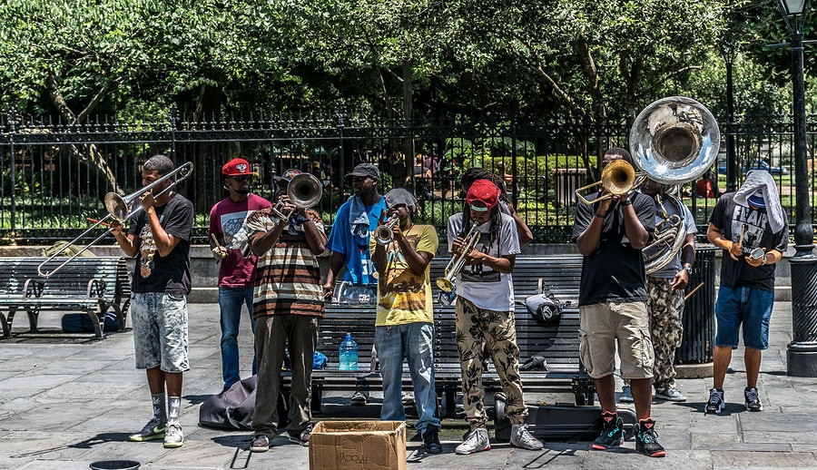 New Orleans North America Tours