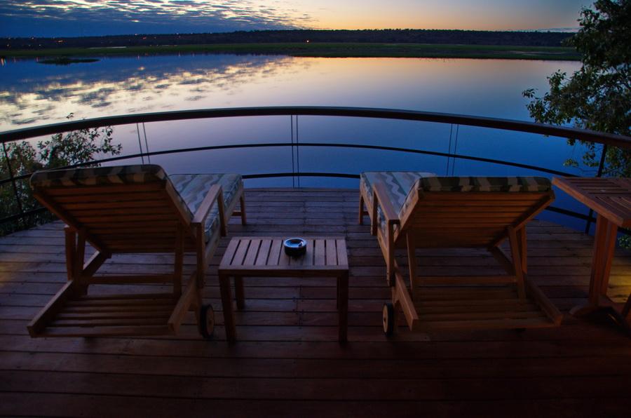 Choba Water Villas Africa