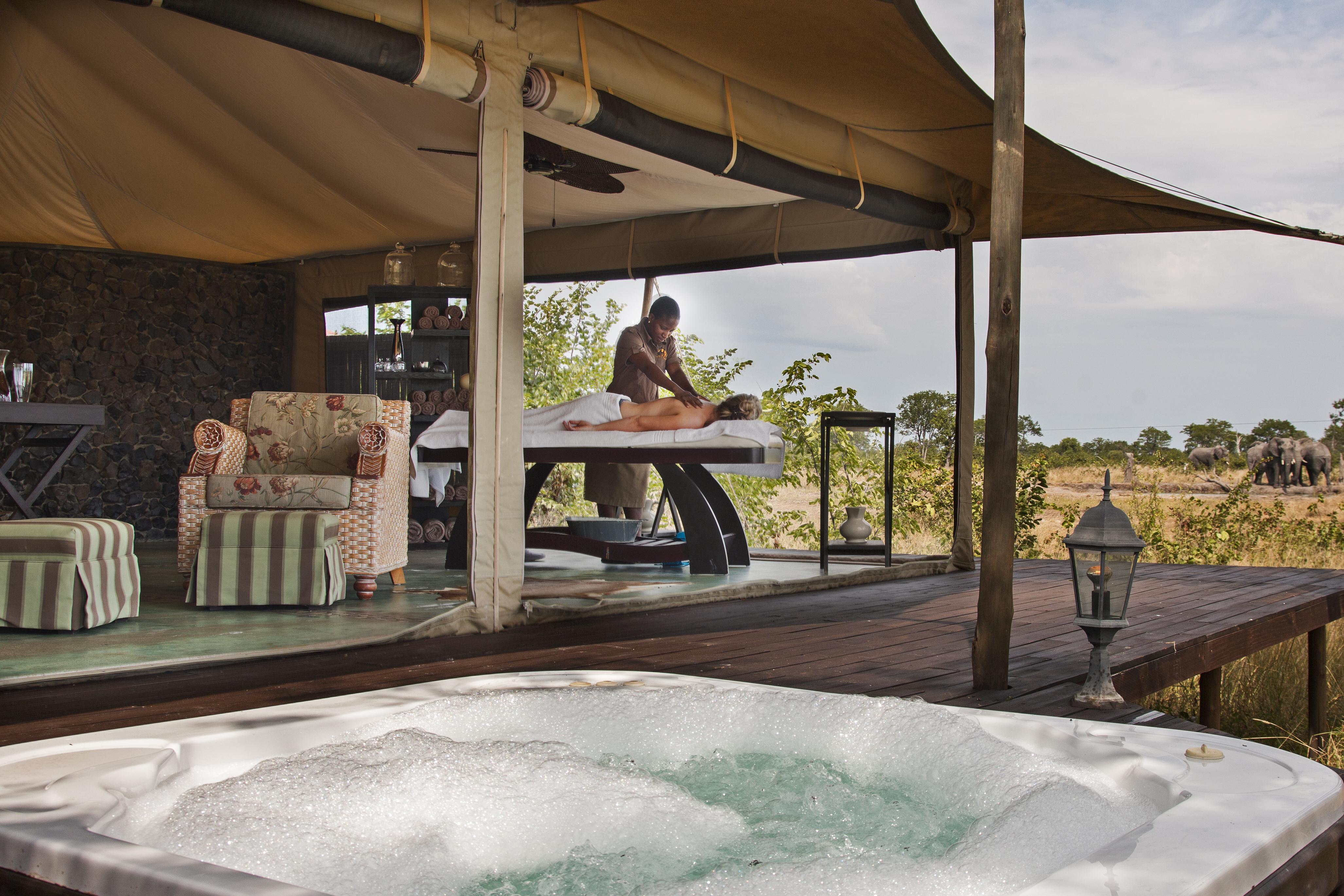 Camp Kuzuma Africa Safari