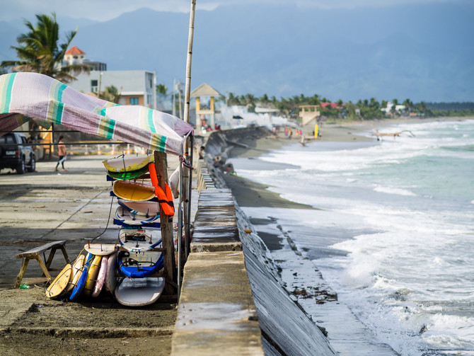 Where To Go In Baler, Philippines