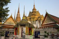 What Po Bangkok Thailand