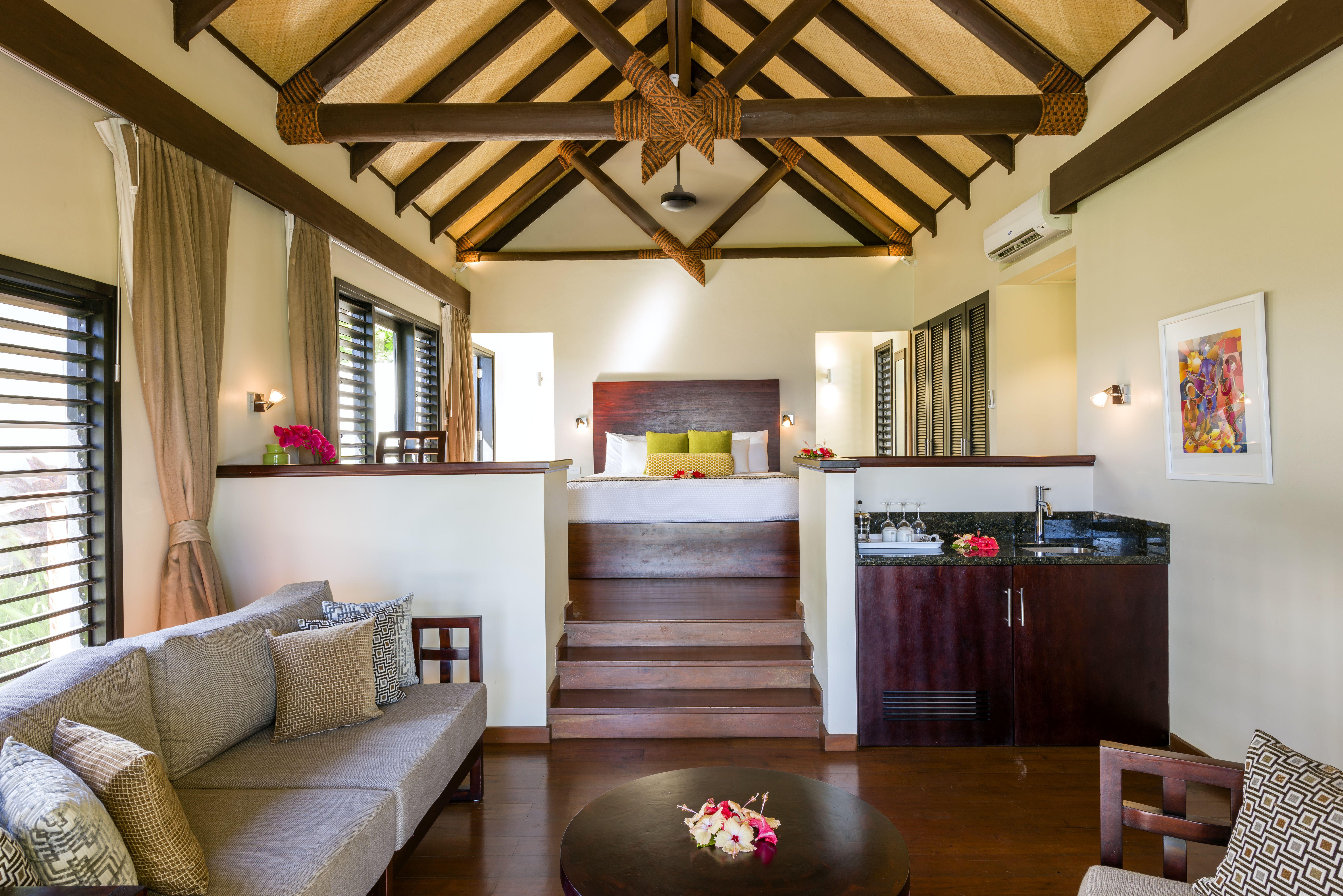 Matamanoa Living Room
