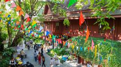 Jim Thompson Museum bangkok thailand