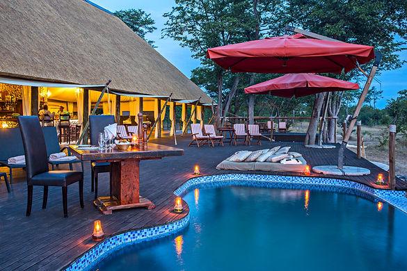 African Safari | Camp Kazuma | Botswana