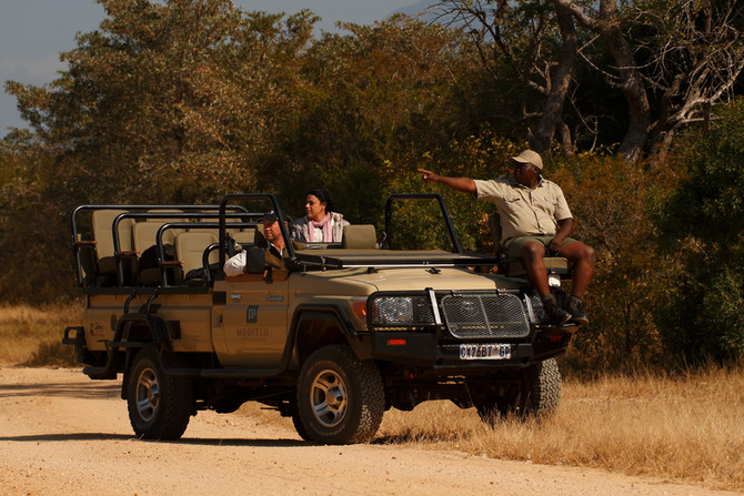Highlights of Africa's Blue Canyon Conservancy
