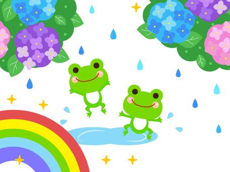 雨の日のアレクサンダー活用法