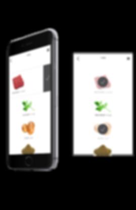 iArabFood checklist for recipe