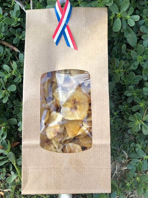 Chips de banane 🍌