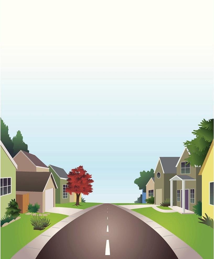 cartoon-graphic-neighborhood-street-vect
