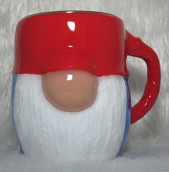 12 oz. 3D Roaming Gnome Coffee Mug