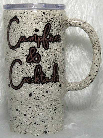 16 oz. Campfires & Cocktails Mug