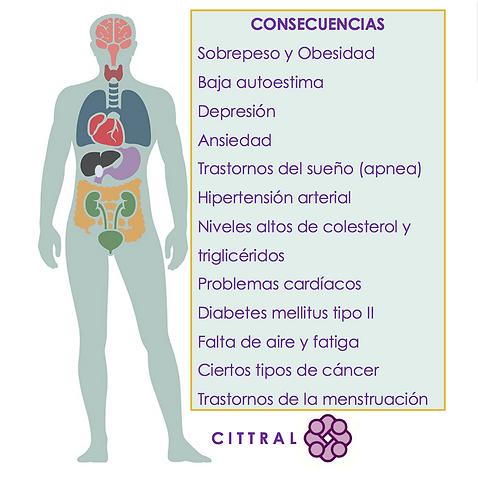 Tratamiento Trastorno por atracones / Sobrepeso / Obesidad / Palermo - CABA / OSDE