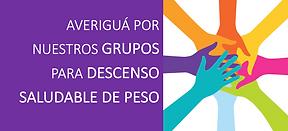Grupos para adelgazar, tratamiento del sobrepeso y la obesidad