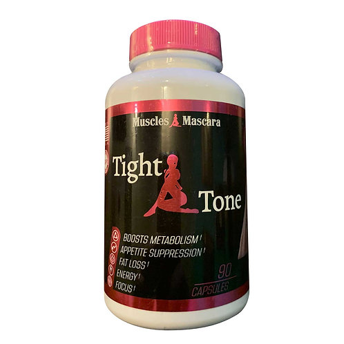 Tight & Tone Fat Burner for Women