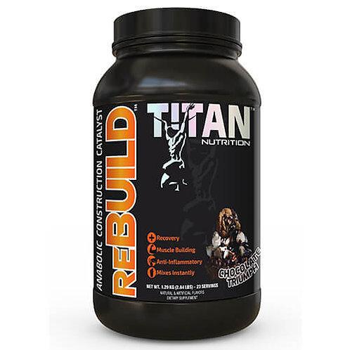 Titan ReBUILD™ – Post Workout Recovery Shake