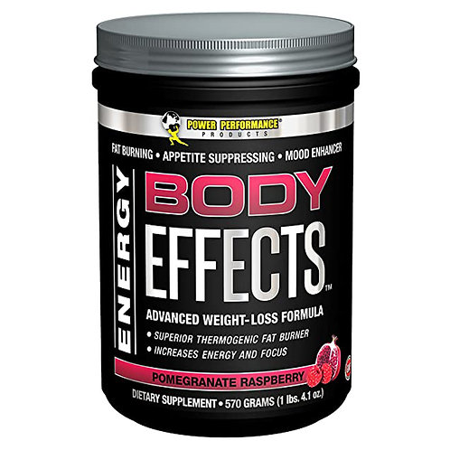Body Effects Weight Loss