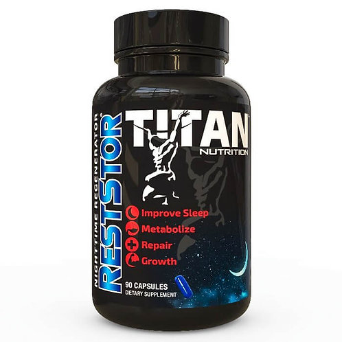 Titan RestStor® – Nighttime Regenerator