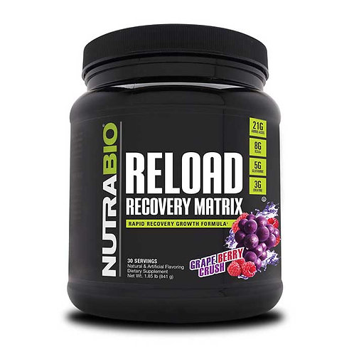 Nutrabio Reload Recovery Matrix
