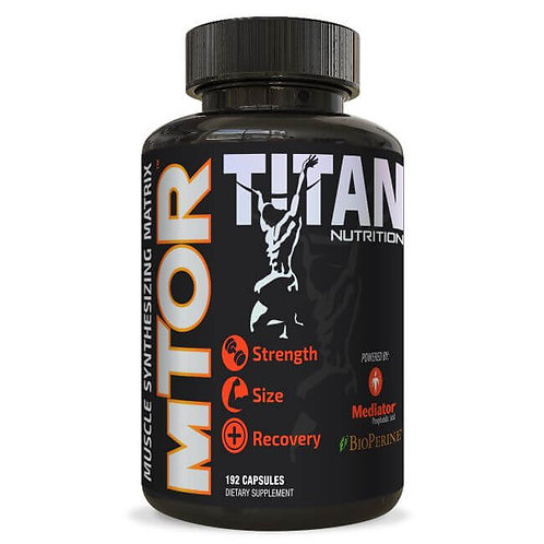 Titan mTOR – Advanced Phosphatidic Acid Formula