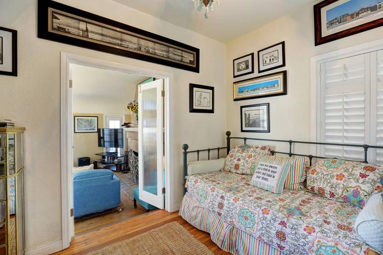 Childrens Bedroom of Beachfront Villa