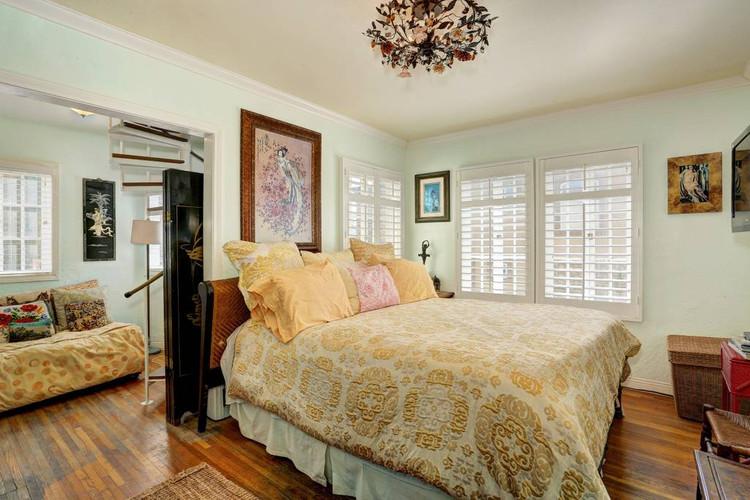 Bedroom, Beachfront Villa