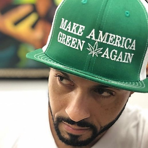 """""""Make America Green Again"""" Hat"""