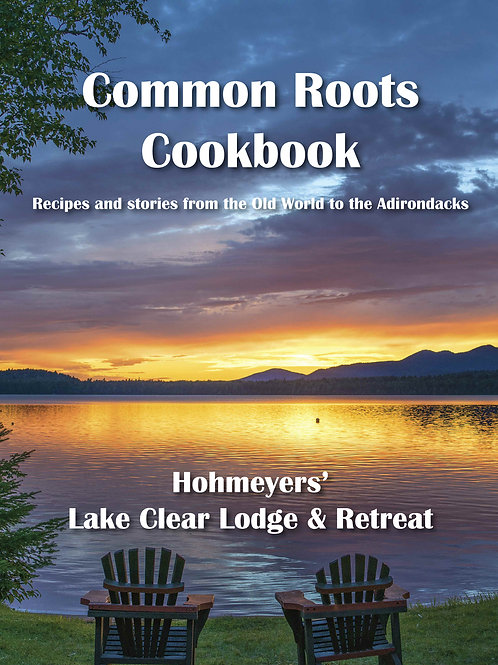 Common Roots Cookbook - digital version